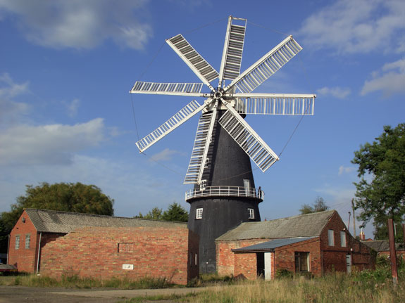 Heckington Windmil