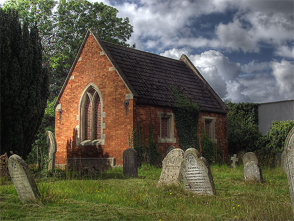 The old mortuary
