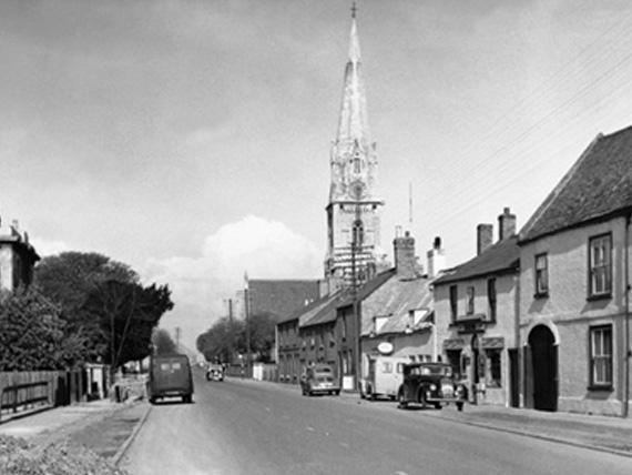 Eye Church 1960's