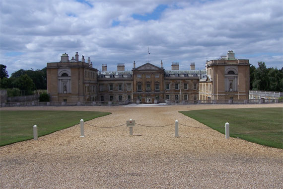 Woburn Abbey, current residence of the Duke of Bedford