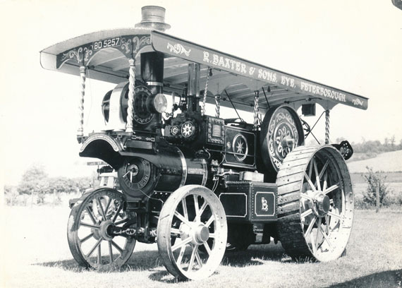 R. Baxter and Sons Traction Engine