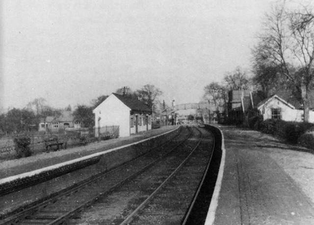 Eye Green Railway Station and the M&GN – EyePeterborough