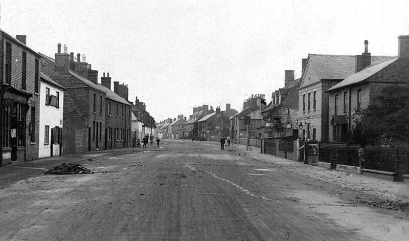 Eye High Street 1916