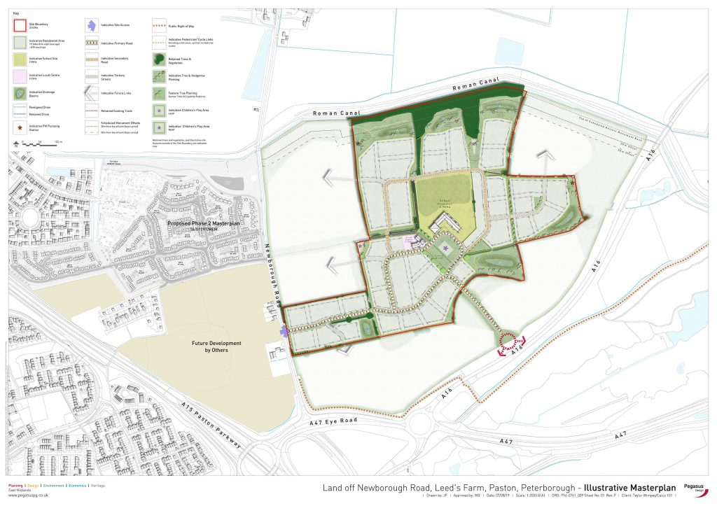 Revised Taylor Wimpey plan